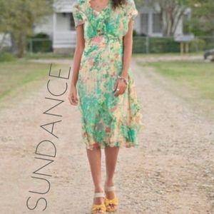 Sundance - 100% Silk Elysian Garden Dress